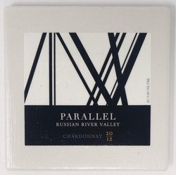 Label Coaster: 2012 Russian River Chardonnay