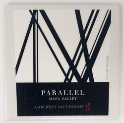 Label Coaster: 2013 Parallel Napa Valley Cabernet Sauvignon