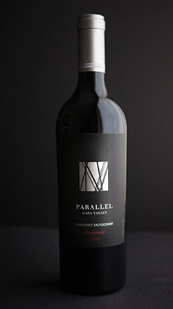 2012 Parallel Black Diamond Reserve Napa Valley Cabernet Sauvignon